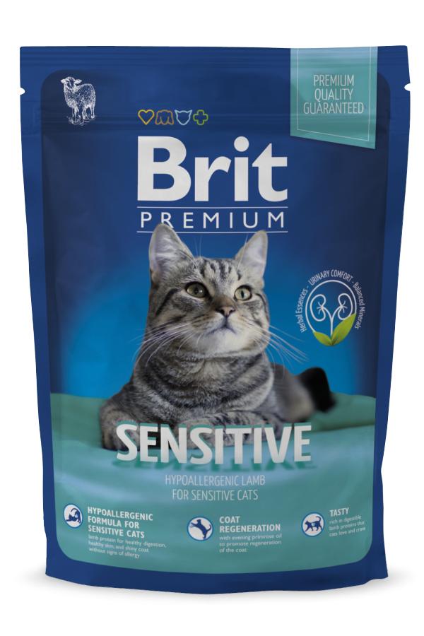 Brit Premium Sensitive Jagnięcina 300 g