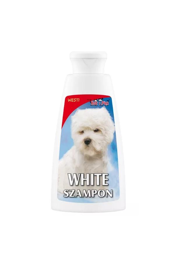 Dermapharm Szampon White Delikatnie Wybielający 150 ml