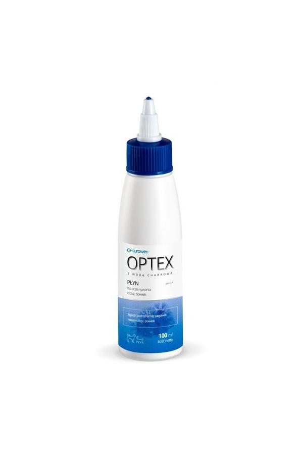 Eurowet Optex Płyn do Przemywania Oczu i Powiek 100 ml