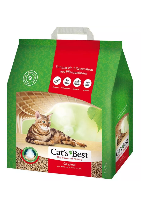 Jrs Cats Best Eko Plus 10 l 4,3kg