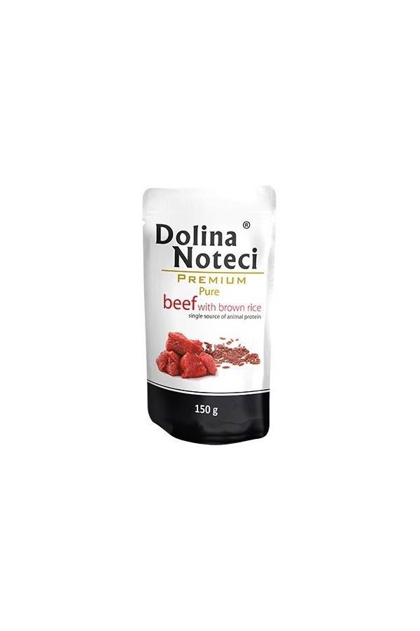 Dolina Noteci Premium Pure Wołowina z Ryżem 150 g