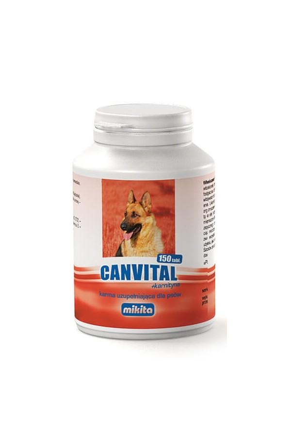 Mikita Canvital + Karnityna 150 Tabletek