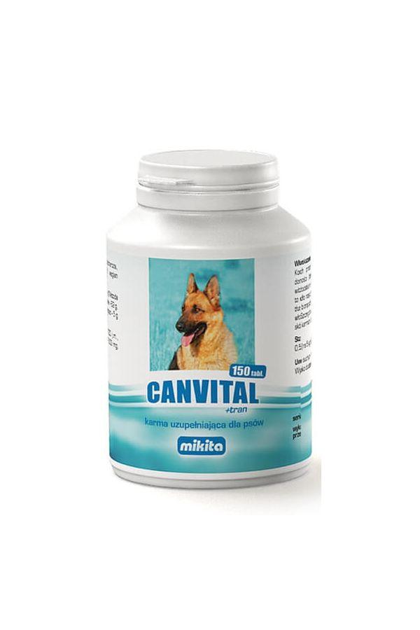 Mikita Canvital + Tran 150 Tabletek