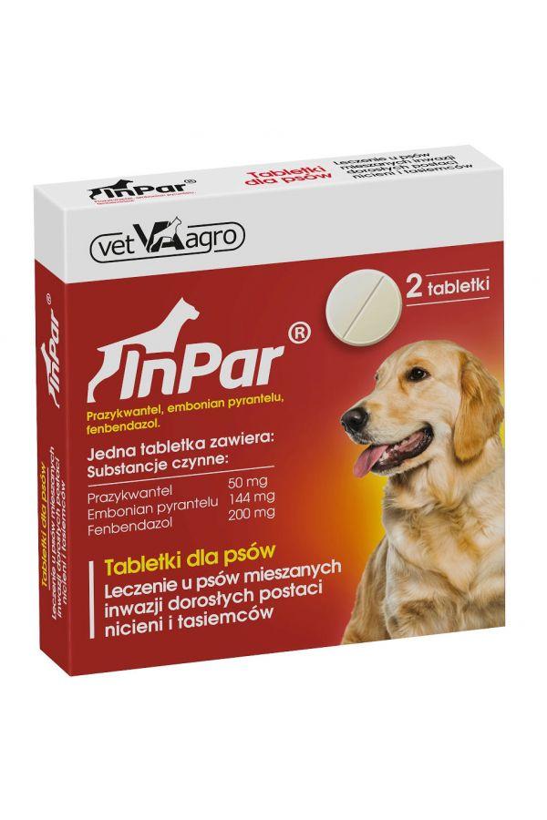 Vet Agro InPar 2 Tabletki