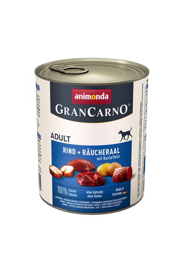 Animonda GranCarno Wołowina, Węgorz, Ziemniaki 800 g