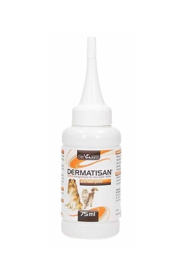 Dermatisan Aurisal Plus Preparat do Higieny Uszu 75 ml