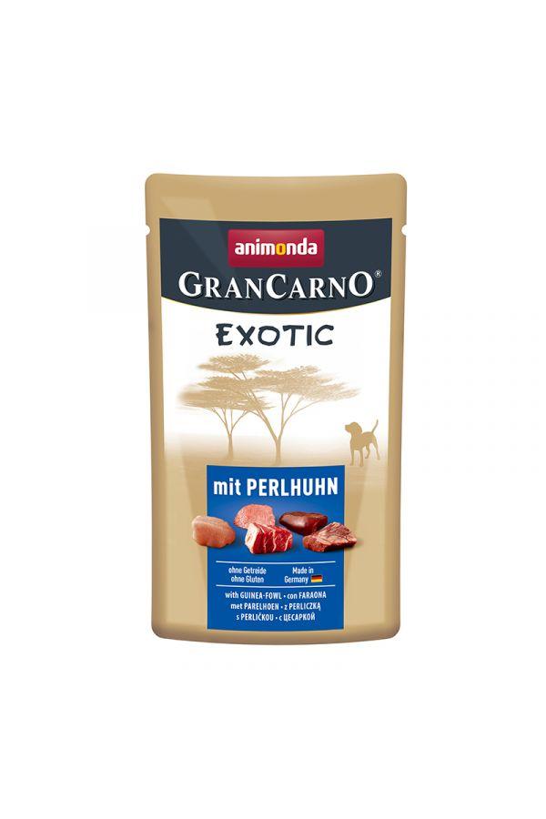 Animonda GranCarno Exotic Perliczka 125 g