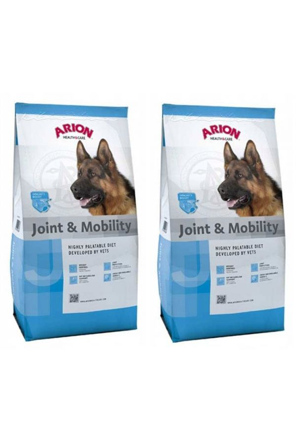 Pakiet Arion Health & Care Joint & Mobility 2 x 12 kg