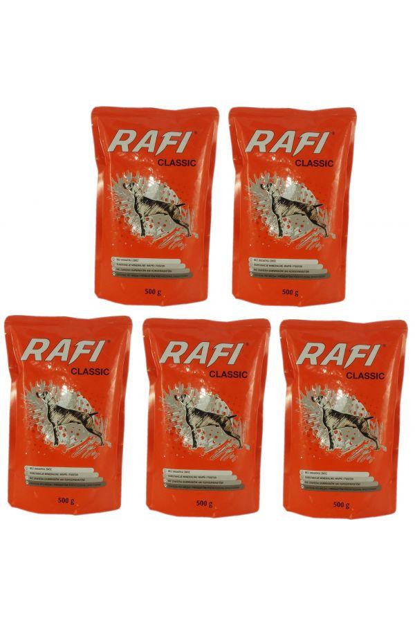 Pakiet Dolina Noteci Rafi Classic Bez Zbóż 5 x 500 g