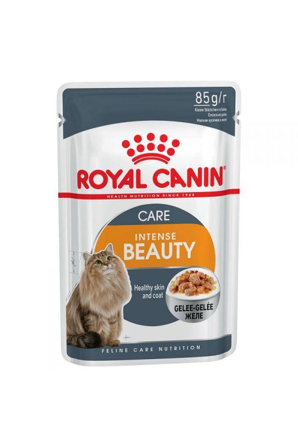 Royal Canin Intense Beauty w Sosie 85 g