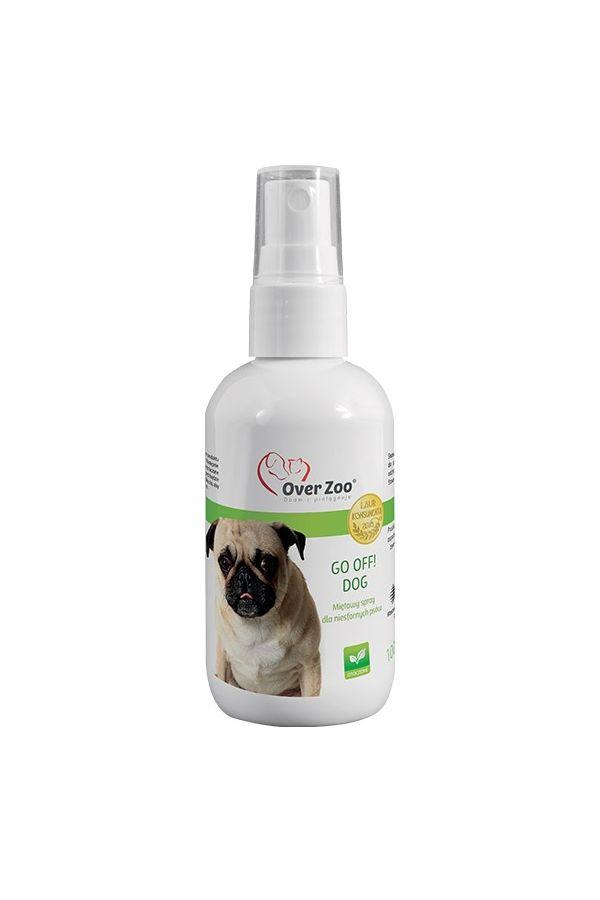 Over Zoo Go Off Dog Odstraszający Psy 100 ml