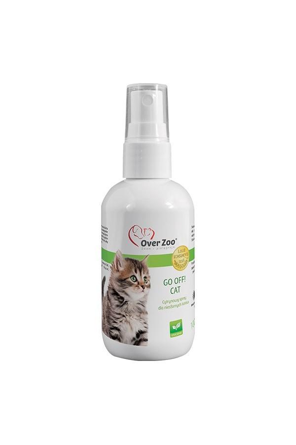 Over Zoo Go Off Cat Odstraszający Koty 100 ml