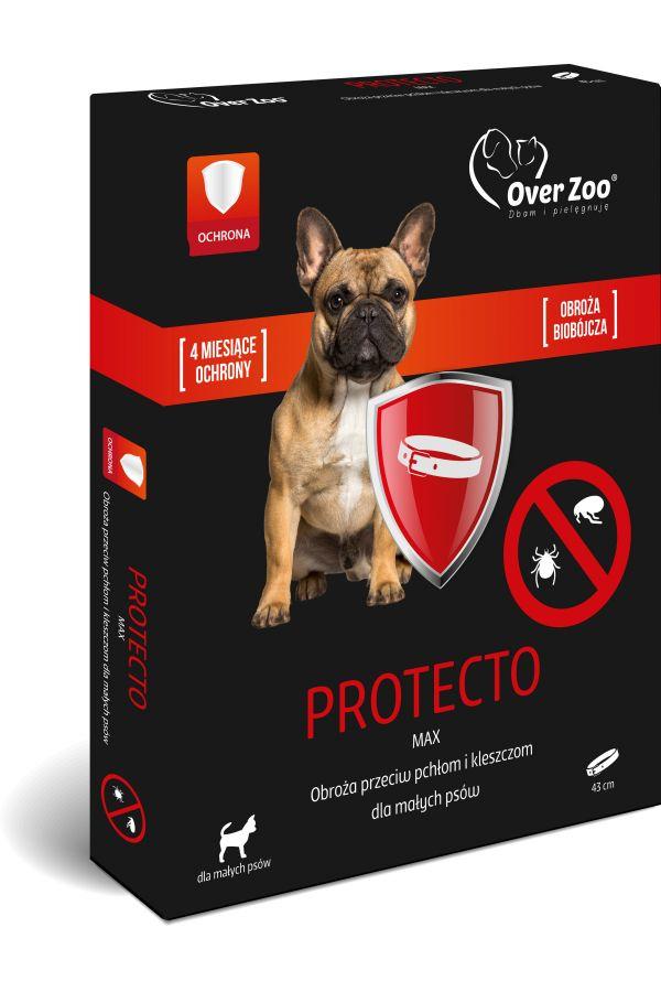 Over Zoo Protecto Max Obroża 43 cm