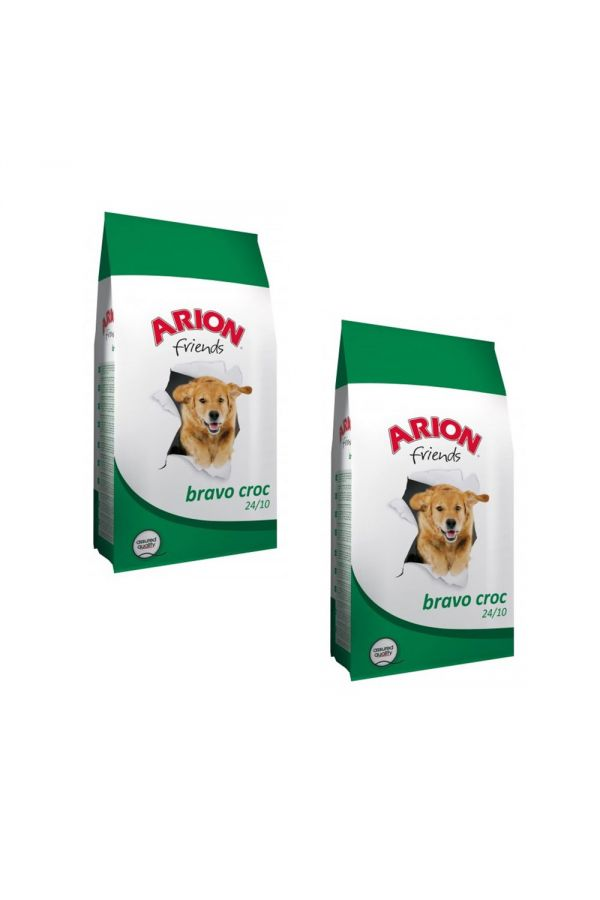 Arion Bravo Croc 2 x 13 kg + 2 kg