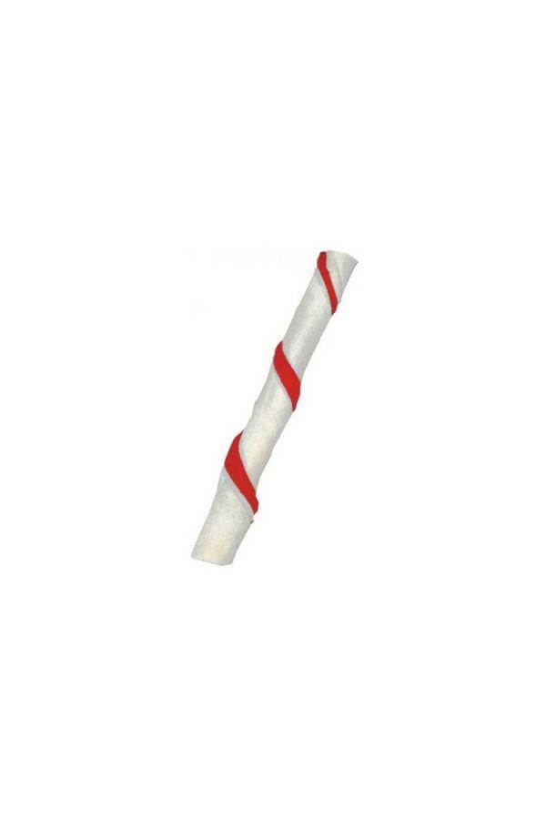 Dibaq Magnum Rawhide Patyczki Rollstick Czerwone 12,5 cm 40 szt