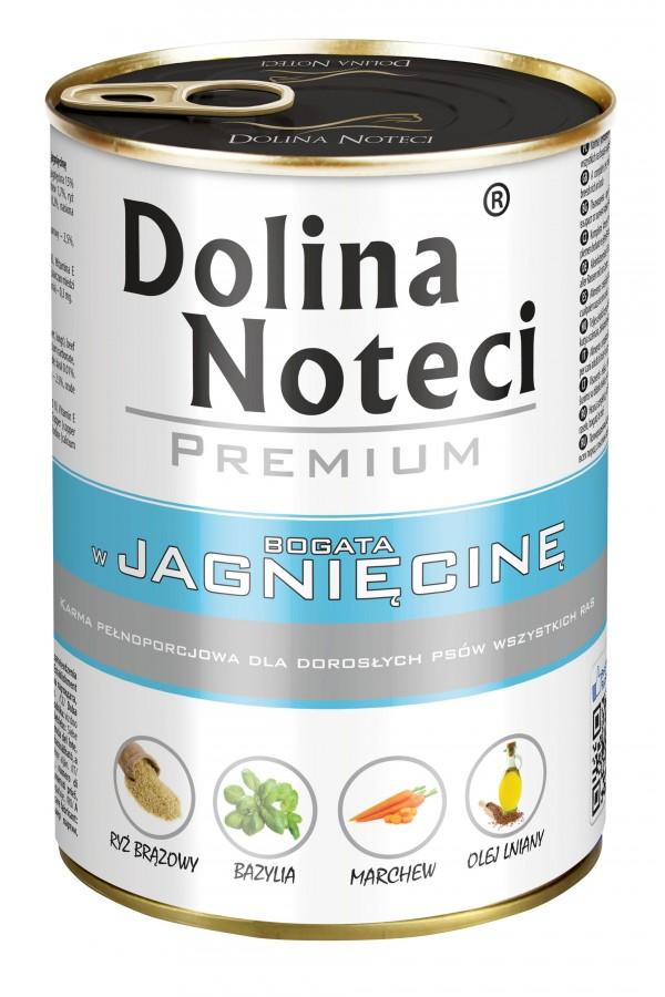 Dolina Noteci Premium Jagnięcina 400 g