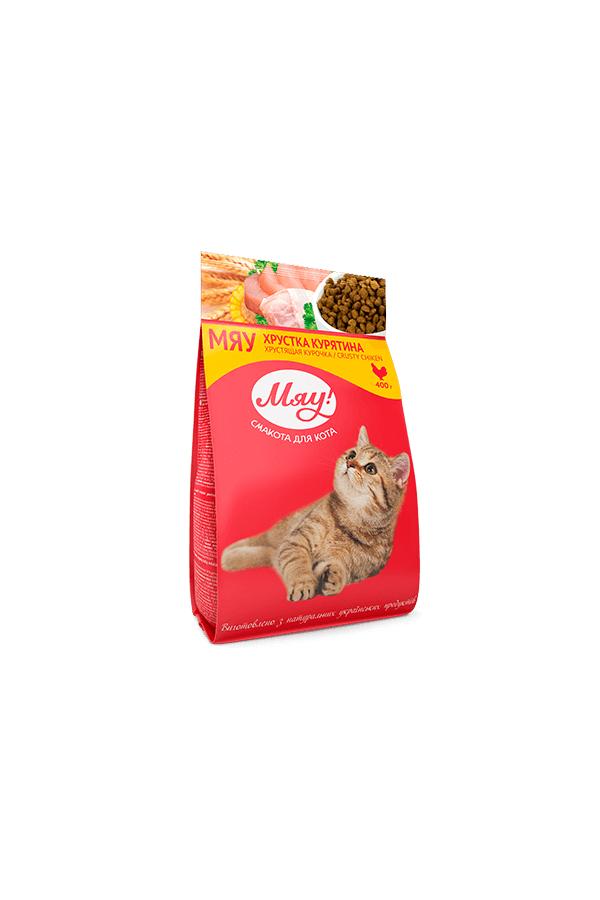 Miau! z Kurczakiem dla Kota 11 kg