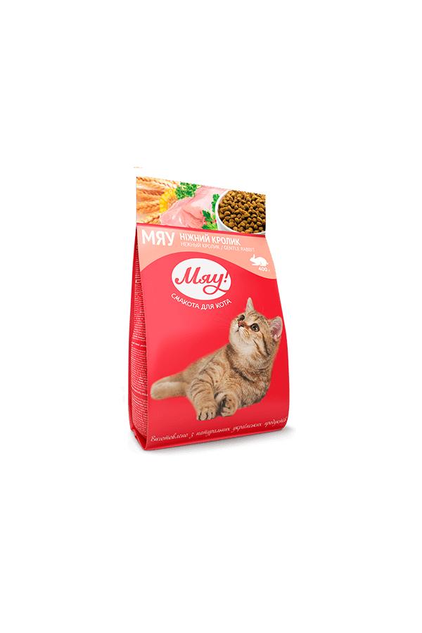 Miau! Delikatny Królik dla Kota 11 kg