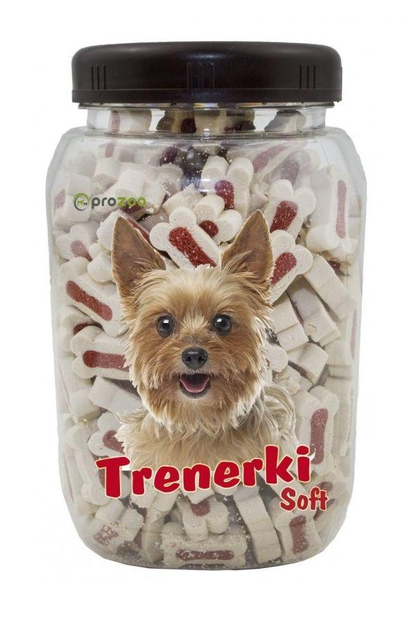 Prozoo Trenerki Calcium & Wołowina Soft 300 g