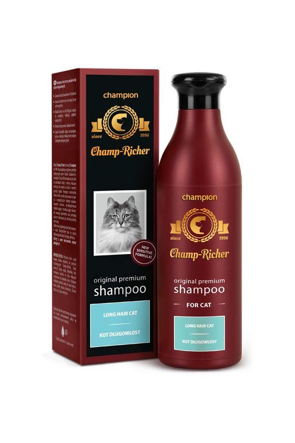Champ - Richer Szampon dla Kotów Długowłosych 250 ml