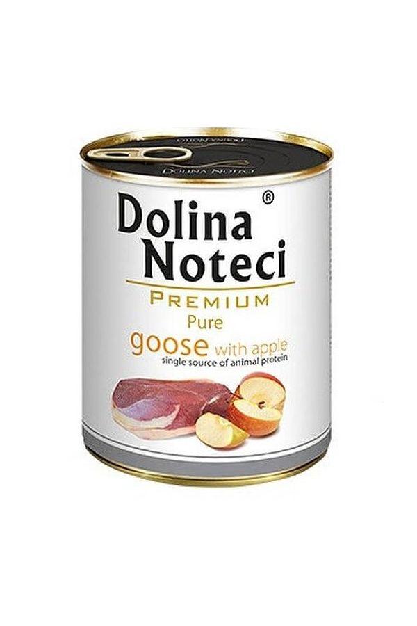 Dolina Noteci Premium Pure Gęś z Jabłkiem 800 g
