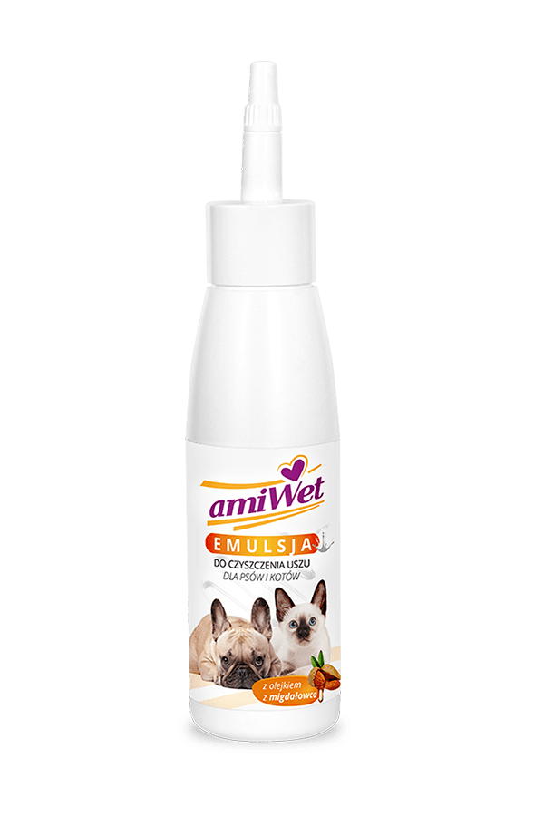 Amiwet Emulsja do Uszu 100 ml