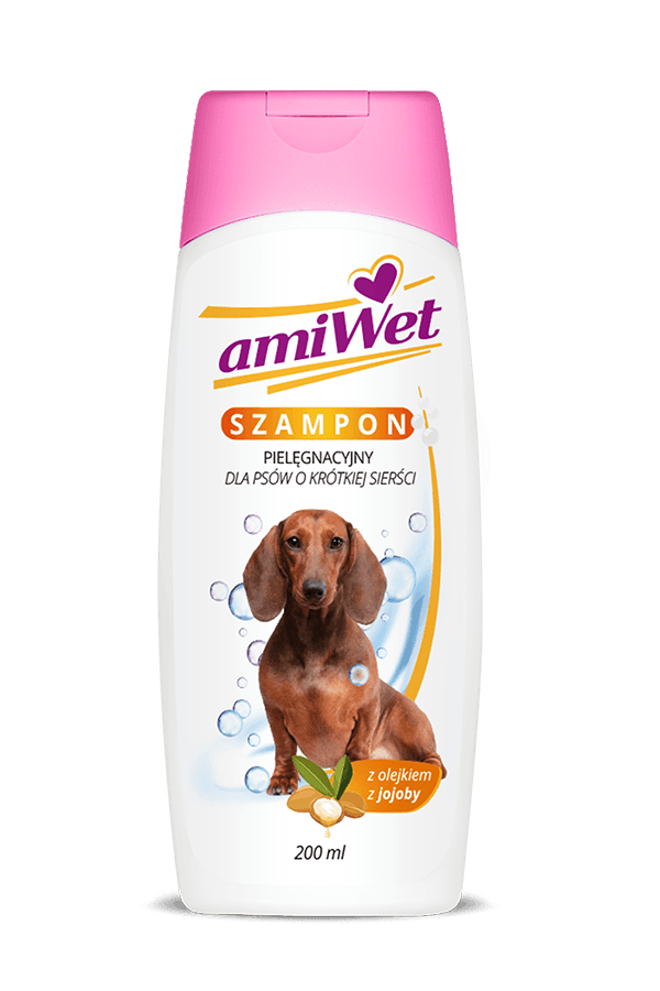 Amiwet szampon krótka sierść 200 ml