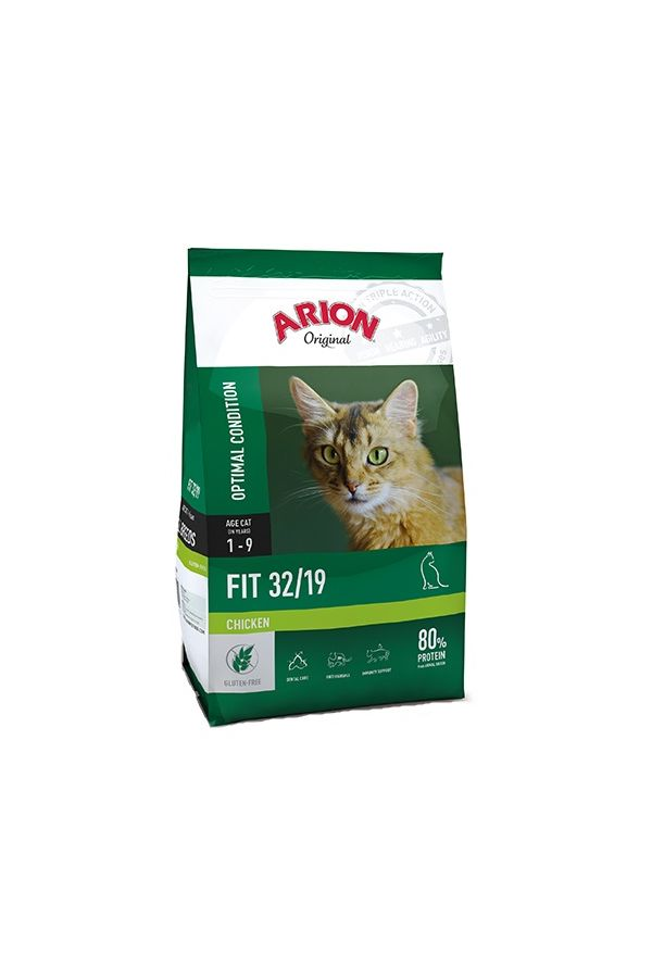 Arion original cat fit 7,5 kg
