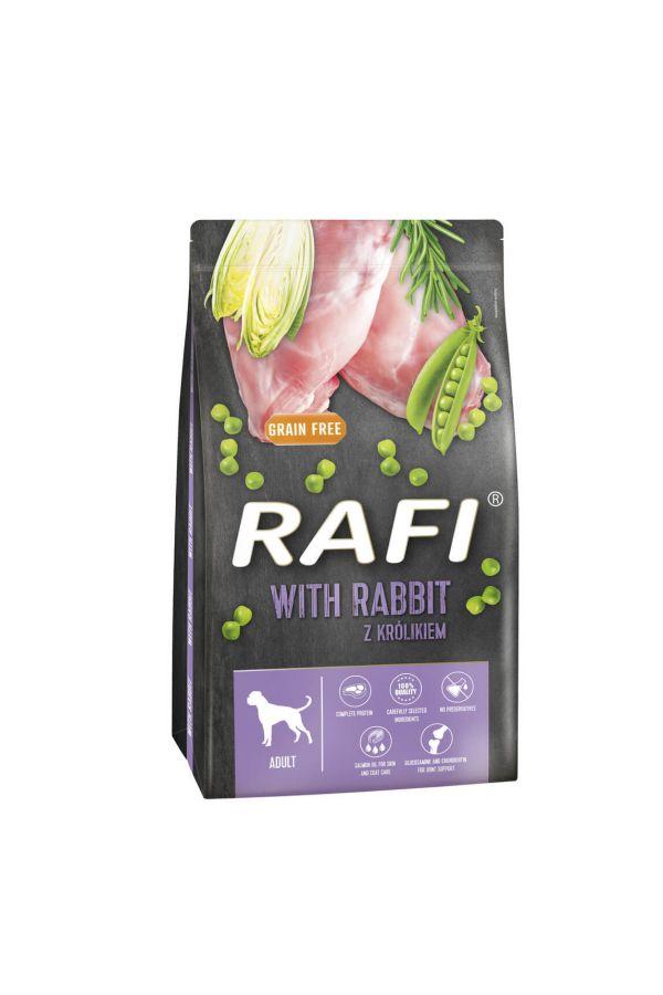 RAFI sucha karma dla psa królik 10 KG