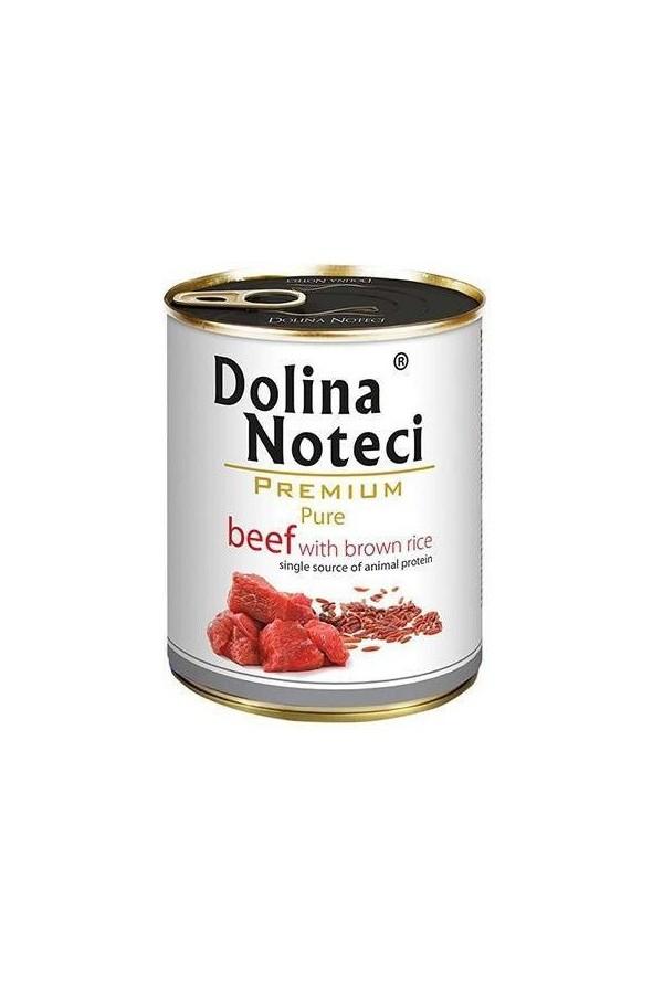 Dolina Noteci Premium Pure Wołowina z Ryżem 800 g