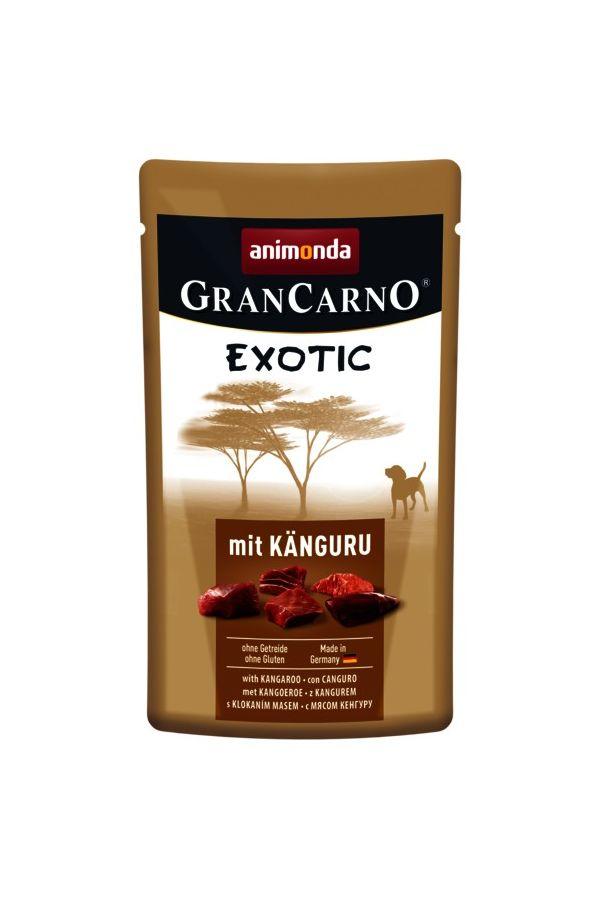 Animonda GranCarno Exotic Kangur 125 g