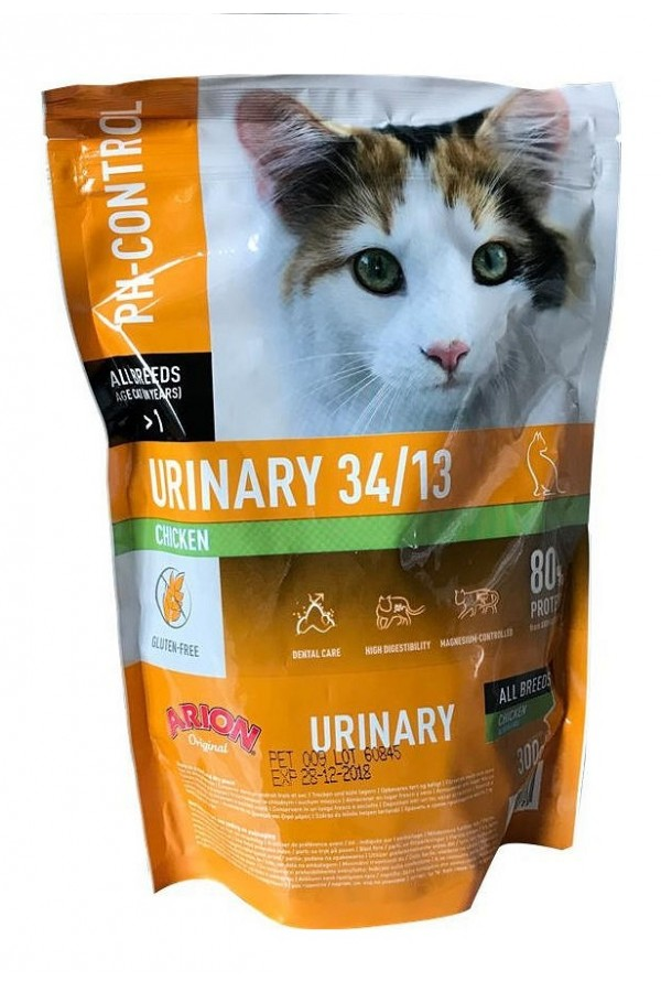 Arion original cat urinary 300 g