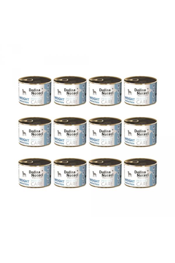 Pakiet Dolina Noteci Premium Perfect Care Weight Reduction 12 x 185 g