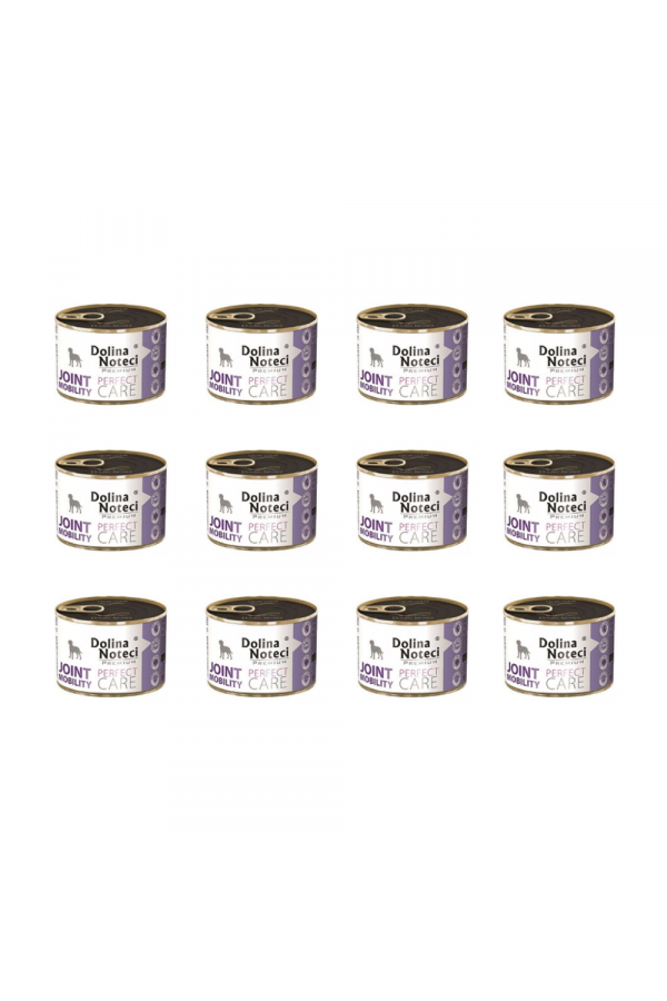 Pakiet Dolina Noteci Premium Perfect Care Joint Mobility 12 x 185 g