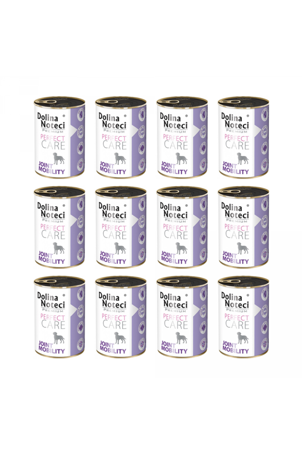 Pakiet Dolina Noteci Premium Perfect Care Joint Mobility 12 x 400 g