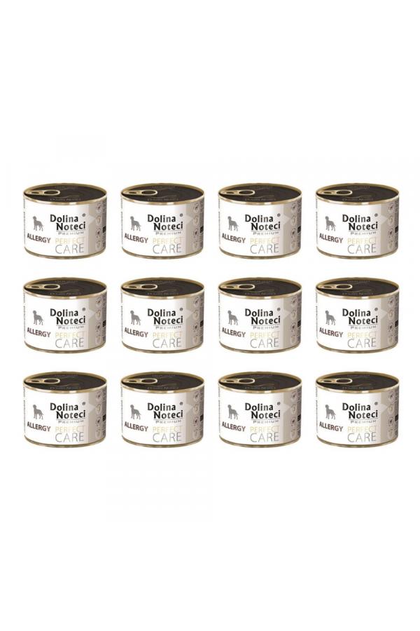 Pakiet Dolina Noteci Premium Perfect Care Allergy 12 x 185 g