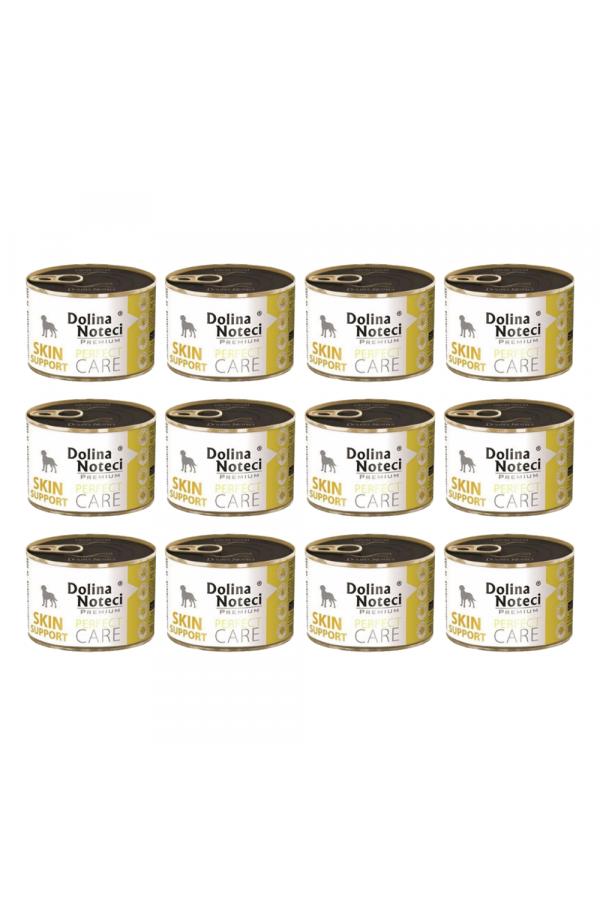 Pakiet Dolina Noteci Premium Perfect Care Skin Support 12 x 185 g