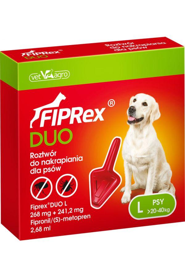 Fiprex Duo L Psy 20-40 kg