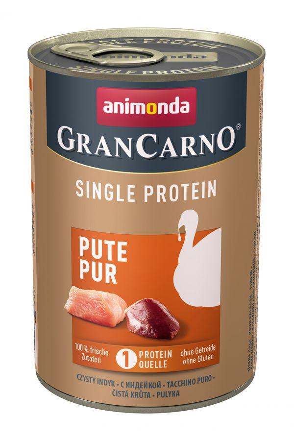 Animonda GranCarno Single Protein Indyk 400 g