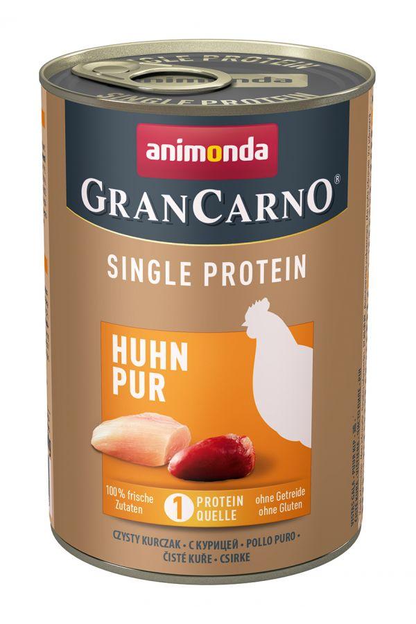 Animonda GranCarno Single Protein Kurczak 400 g