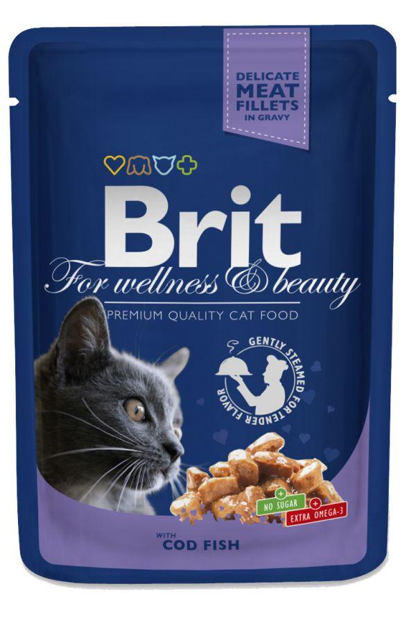Brit Premium Cod Fish Dorsz 100 g