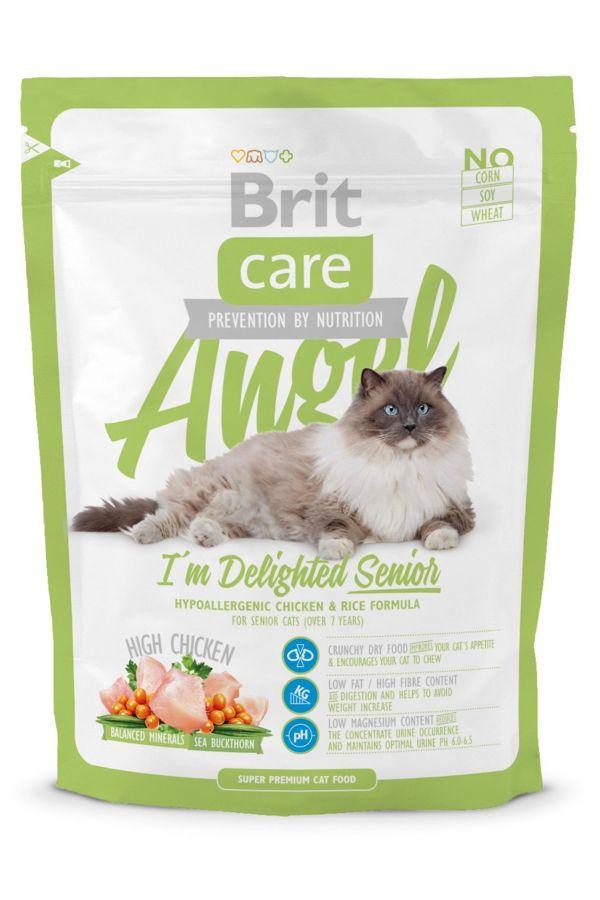 Brit Care Angel Im Delighted Senior Chicken Kurczak 400 g
