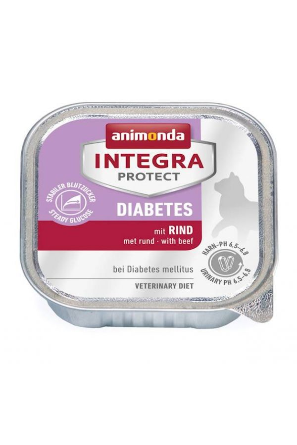 Animonda integra protect diabetes wołowina 100 g
