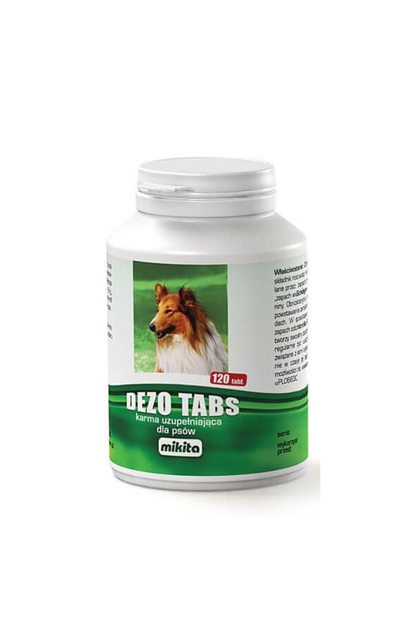 Mikita Dezo - Tabs Neutralizacja Zapachów 120 Tabletek