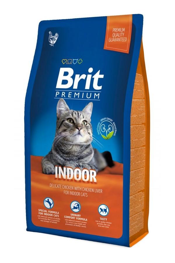 Brit Premium Indoor 1,5 kg