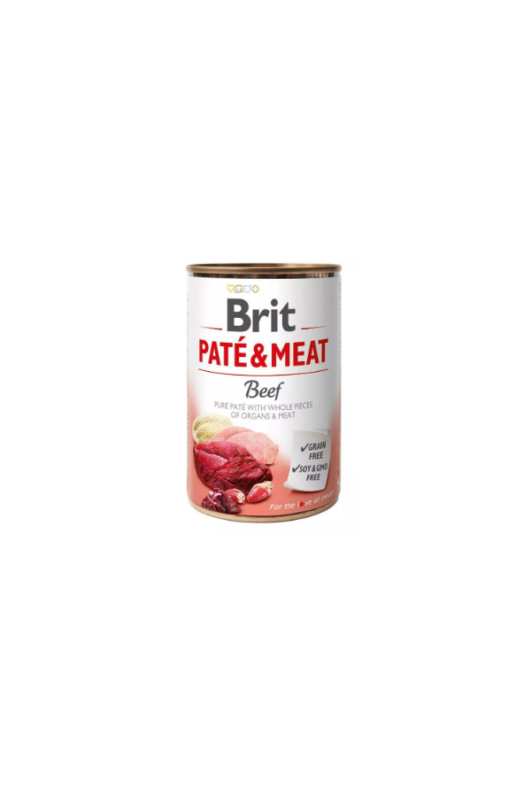 Brit Pate & Meat Beef Wołowina 800 g