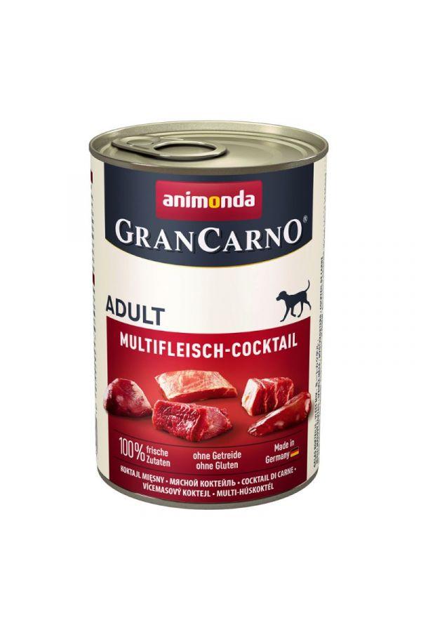 Animonda GranCarno Koktajl Mięsny 400 g