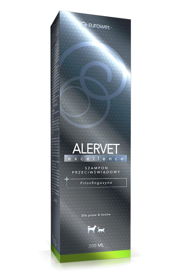 Alervet excellence szampon przeciwświądowy 200 ml
