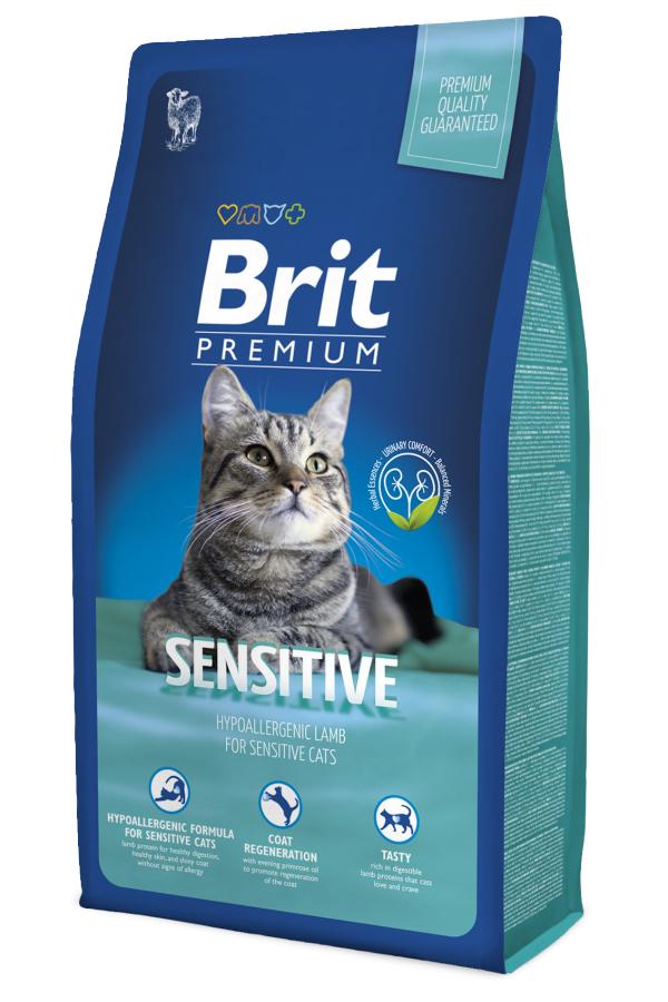 Brit Premium Sensitive Jagnięcina 800 g