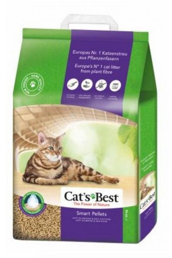 Jrs Cats Best Smart Pellet Nature Gold 5 l